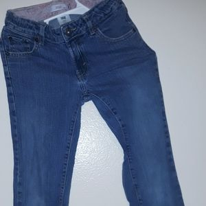 Levi's Stretch Flare 517 Jeans Size 12 Girls